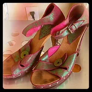 Miss Sixty studded heels